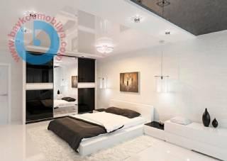 Beyaz Lake Modern Yatak Odası Takımı