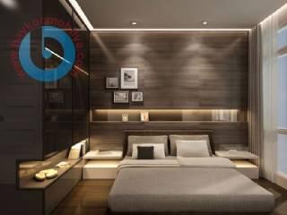 L Gardrop Modern Yatak Odası Takımı