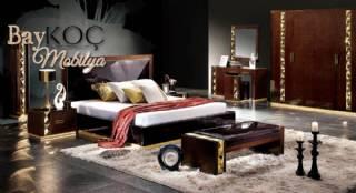 Özel İşçilik Modern Yatak Odası Takımı